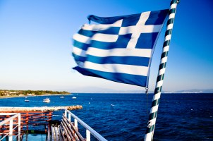 Cover Pic -Greece-Ferry Flag