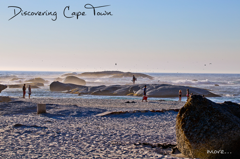Discovering Cape Town