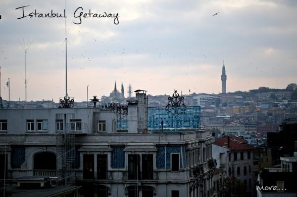 Istanbul Getaway